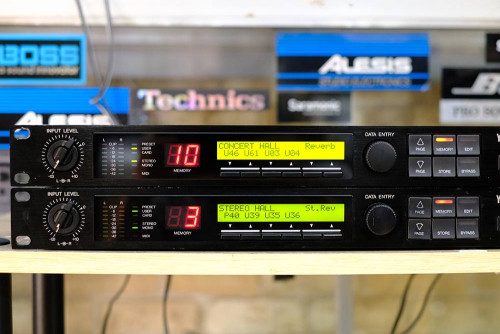 YAMAHA SPX-990 เอฟเฟคร้องที่ดีที่สุดสำหรับงานเวที เสียงหวาน/พุ่ง/พลังเสียงกังวานเต็มอิ่ม(JAPAN) 2