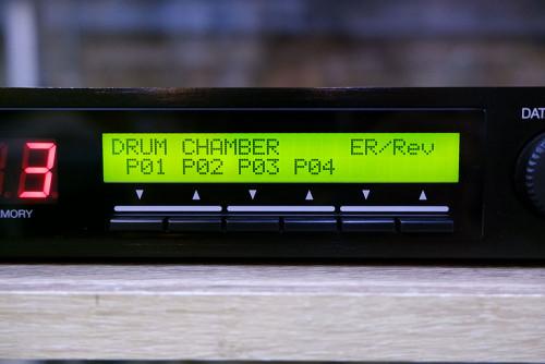 YAMAHA SPX-990 เอฟเฟคร้องที่ดีที่สุดสำหรับงานเวที เสียงหวาน/พุ่ง/พลังเสียงกังวานเต็มอิ่ม(JAPAN) 4
