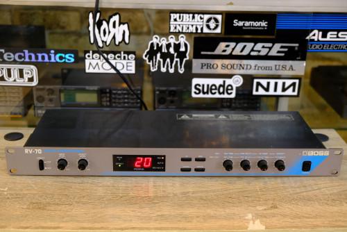 BOSS RV-70 รีเวิร์ปเอฟเฟคร้อง เสียงดีขั้นเทพ หนา กังวาน ปรับง่าย เวทีลูกทุ่ง/ลำซิ่ง(MADE IN JAPAN) 3
