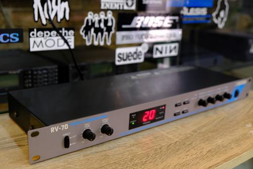 BOSS RV-70 รีเวิร์ปเอฟเฟคร้อง เสียงดีขั้นเทพ หนา กังวาน ปรับง่าย เวทีลูกทุ่ง/ลำซิ่ง(MADE IN JAPAN) 1