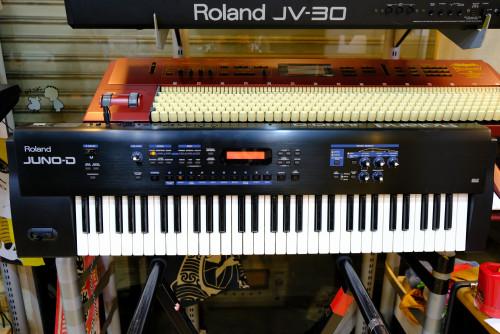Roland JUNO-D อะแด๊ปและคู่มือไทย ซาวด์หนา งานเวทีได้ ยังใหม่เอี่ยมจากญี่ปุ่น 3