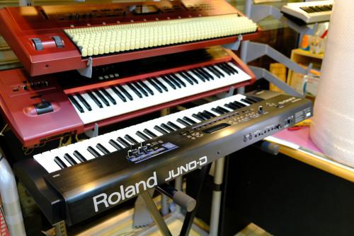 Roland JUNO-D อะแด๊ปและคู่มือไทย ซาวด์หนา งานเวทีได้ ยังใหม่เอี่ยมจากญี่ปุ่น 2