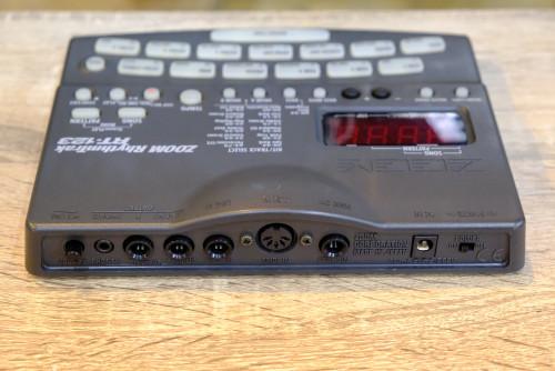 ZOOM RT-123 ฺBlack สำดำOriginal ริทึ่มบอกซ์กลองไฟฟ้า เสียงกลองดีมาก เคาะแทนกลองจริง ตลกตีมุข โฟล๊คเล 1
