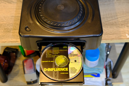 American Audio CDI300 CD & MP3 Professional CDJ 2