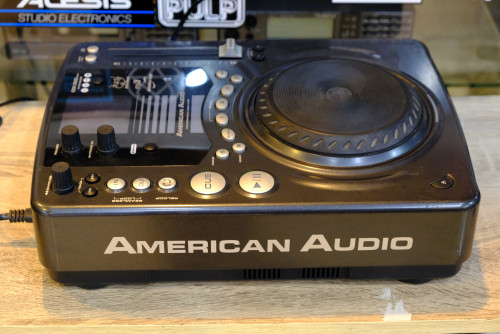 American Audio CDI300 CD & MP3 Professional CDJ 3