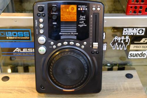 American Audio CDI300 CD & MP3 Professional CDJ