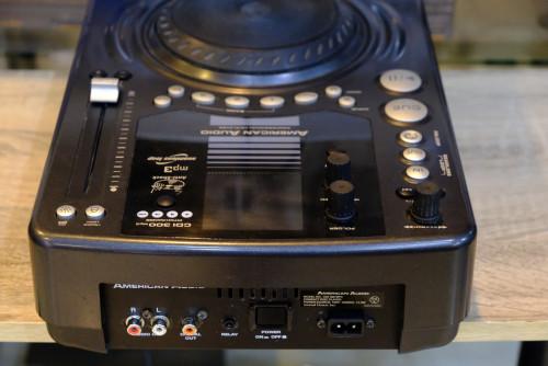 American Audio CDI300 CD & MP3 Professional CDJ 4