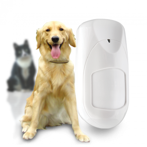 Wireless PIR Pet Detectors (868 MHz) RWT95P86800A