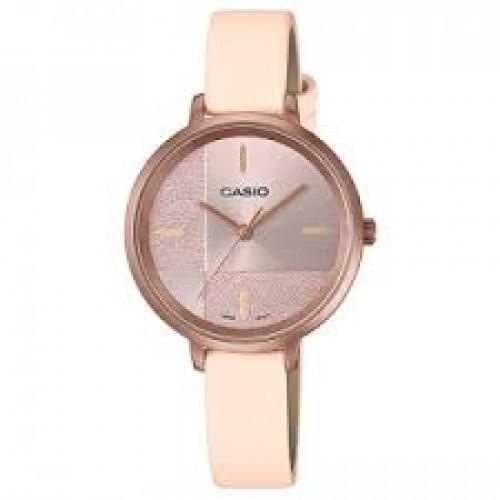 นาฬิกาข้อมือผู้หญิง Casio test