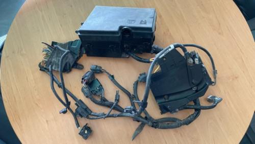 กล่องฟิวส์ในห้องเครื่อง FOCUS MK3