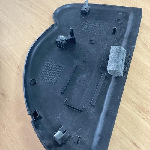 VW PASSAT B5.5 2.3 V5 ฝาปิดกล่องฟิวส์ปลายแดชบอร์ด L R 2