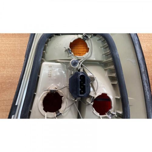BMW E34 ไฟท้ายแท้ L+R ส้มแดง 6