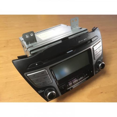 วิทยุติดรถ HYUNDAI TUCSON 2010-2014