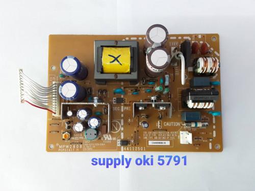 POWER SUPPLY  OKI MICROLINE 5791 มือสอง