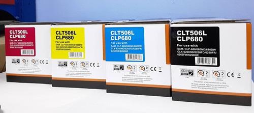 TONER SAMSUNG CLT506L/CLP680  NEW