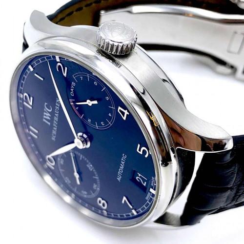 IWC Portugieser 7-Days Automatic Men\'s Watch ขนาด 42 mm. 1