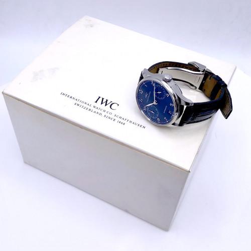 IWC Portugieser 7-Days Automatic Men\'s Watch ขนาด 42 mm. 4