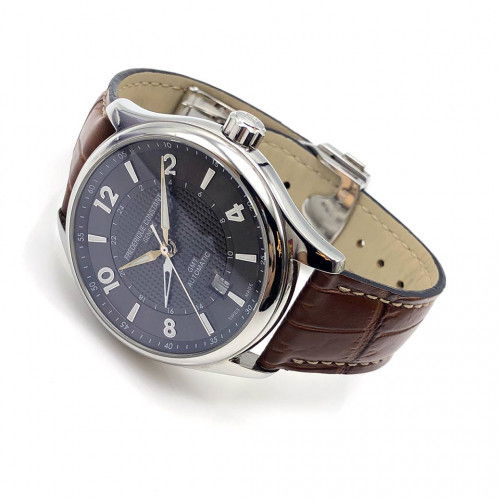 Frederique Constant Runabout GMT Automatic Limited 1733/2888 ขนาด 42 mm. (Fullset)