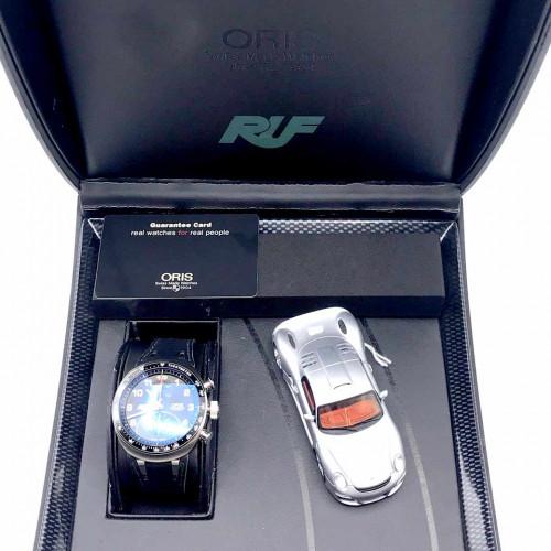 ORIS TT3 RUF Limited 1058/3000 Automatic Chronograph ขนาด 45 mm. (Fullset) 4