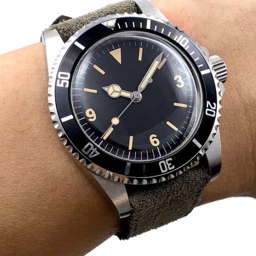 Handmade Watch Automatic Unisex ใส่ได้ทั้งชายและหญิง ขนาด 39 mm. 4