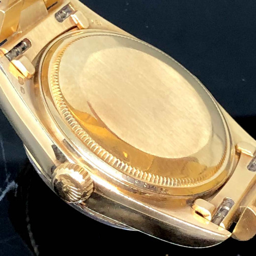 ROLEX Oyster Day-Date 18038 Automatic Unisex ขนาด 36 mm. 2