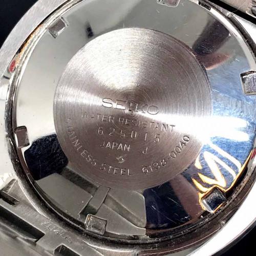SEIKO Bullhead มดดำ 1970 Automatic Chronograph ขนาด 46x43 mm. 3