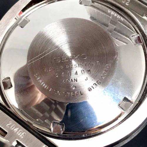 SEIKO Bullhead มดแดง 1970 Automatic Chronograph ขนาด 46x43 mm. 3