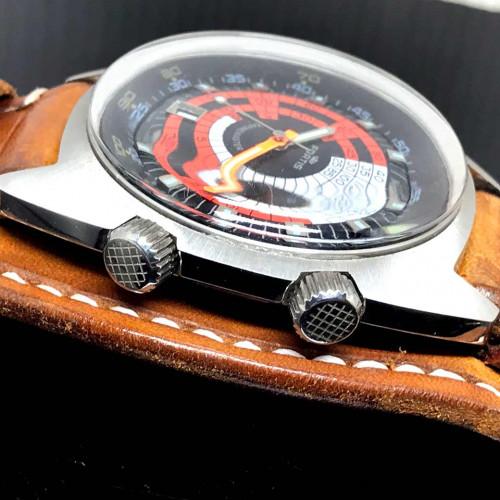FORTIS Marinemaster Vintage 1960s Diver Automatic Men's Watch ขนาด 42 mm. 1