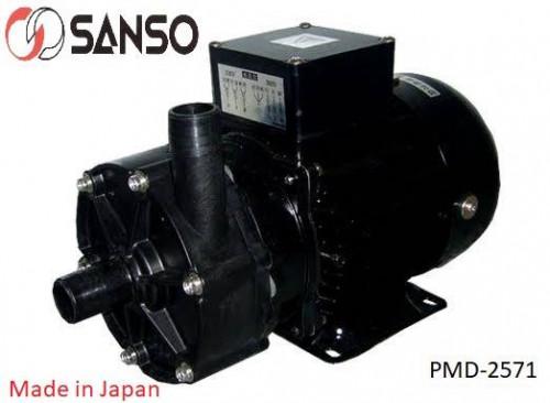 ปั๊มน้ำยาเคมีและสูบน้ำทะเล SANSO PMD-2571